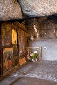 Το σπήλαιο της Αποκάλυψης στην Πάτμο