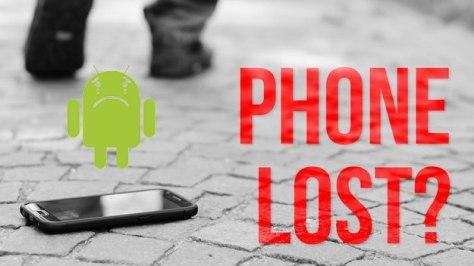 Απομακρυσμένη διαχείριση του κινητού μας